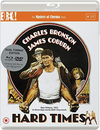 Hard Times (1975)  Dual Format (Blu-ray & DVD) edition