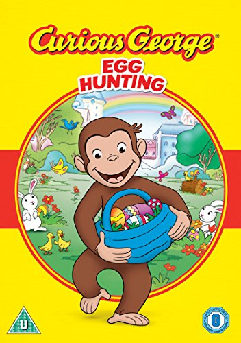 Curious George: Easter Egg Hunt (DVD)