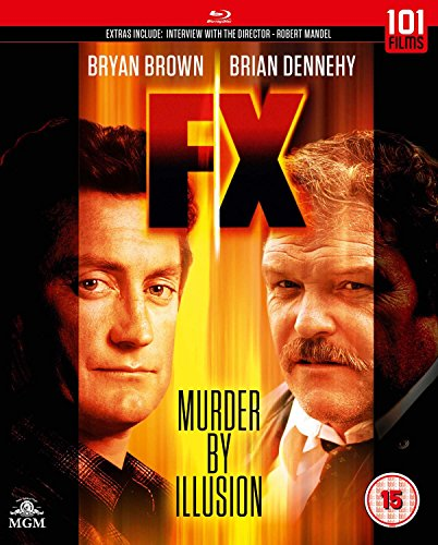 F/X Murder by Illusion (Blu Ray)
