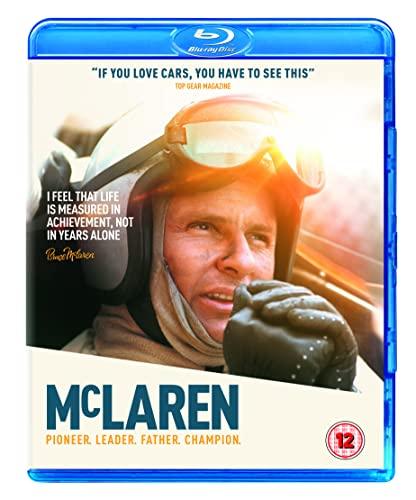 McLaren (Blu-Ray)