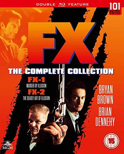 F/X - The Complete Illusion (Blu-Ray)