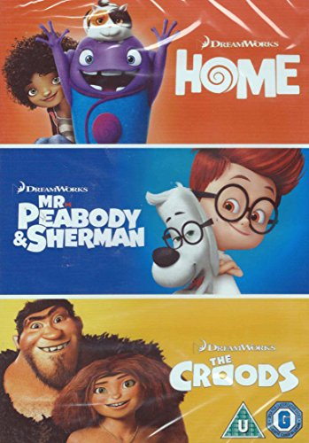 HOME / CROODS /MR. PEABODY & SHERMAN - JS EXCL