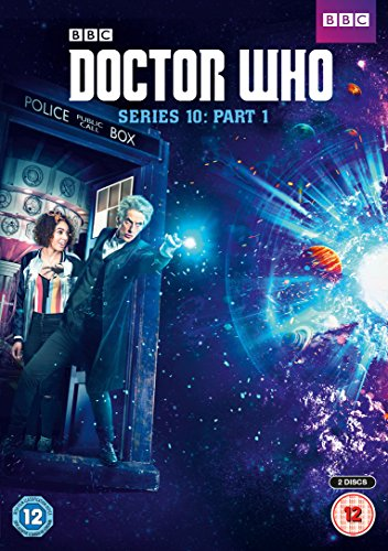 Doctor-Who-Series-10-Part-1-DVD-2017-CD-1HVG-FREE-Shipping