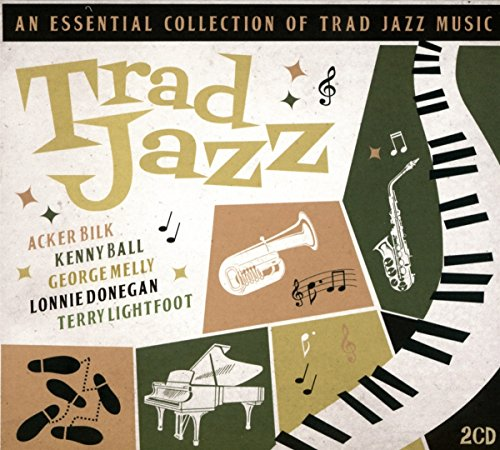 Various Artists - Trad Jazz By Various Artists