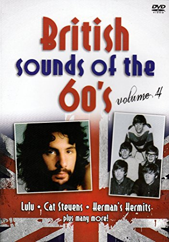 British Sounds of the 60s Volume 4