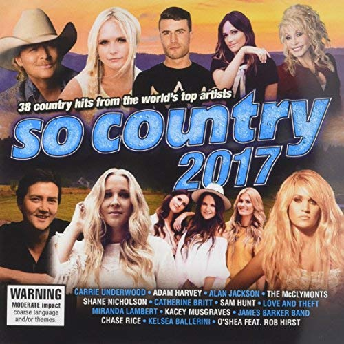 So Country 2017 By Various Artists
