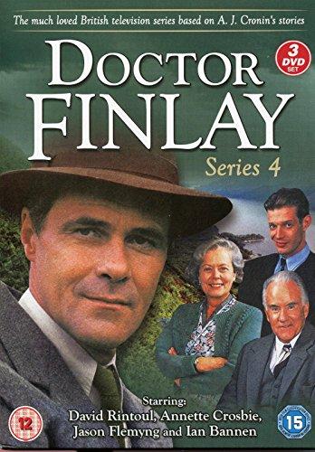 DOCTOR FINLAY SERIES 4 3DVD SET. DAVID RINTOUL, ANNETTE CROSBIE.