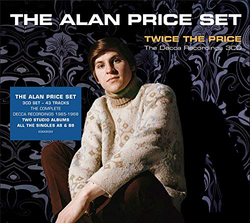 The Alan Price Set - Twice the Price - The Decca Recordings By The Alan Price Set