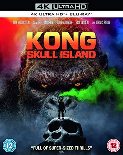 Kong: Skull Island (4K Ultra HD + Blu-ray + Digital Copy)