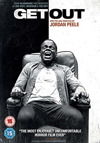 GET OUT DVD + digital download