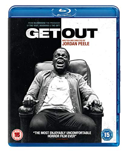 GET OUT BD + digital download