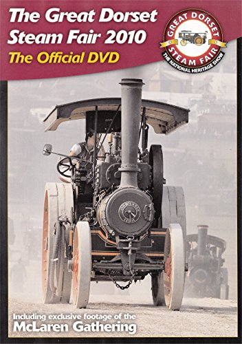 The Great Dorset Steam Fair 2010 - The Official DVD