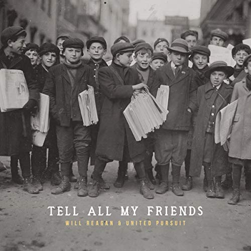 United Pursuit - Tell All My Friends CD By United Pursuit