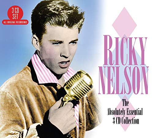 Ricky Nelson - The Absolutely Essential Collection By Ricky Nelson