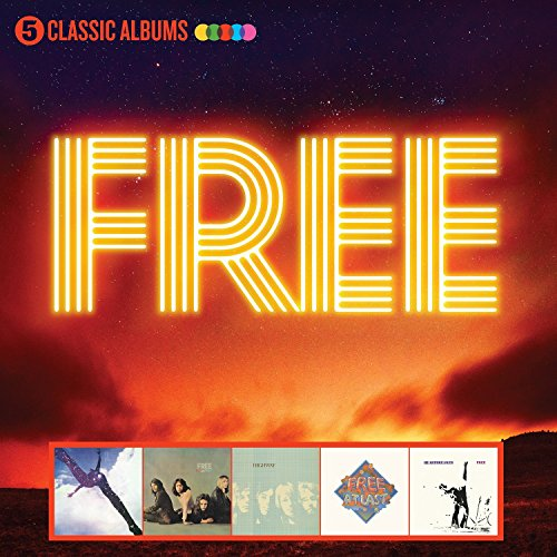 Free - Free / 5 Classic Albums By Free