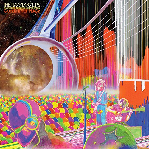 The Flaming Lips - The Flaming Lips Onboard The International Space Station Concert ForPeace