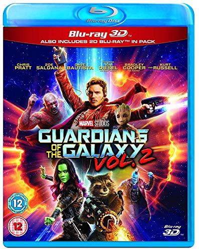 Guardians of the Galaxy Vol.2 3D BD