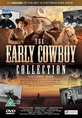 The Early Cowboy Collection: Volume 1