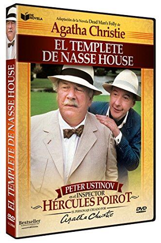 Dead Man's Folly (Spanish Release) Agatha Christie Hércules Poirot