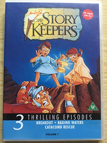 The Story Keepers Volume 1 (Episodes 1-3)