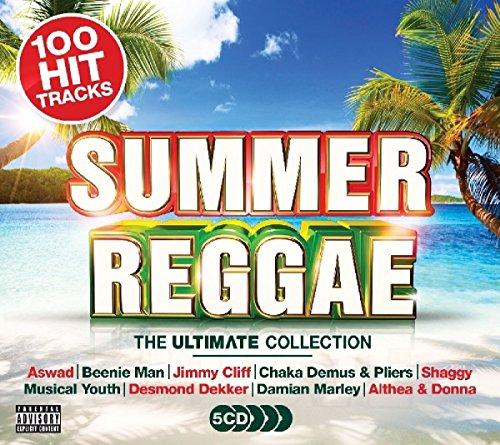 Various Artists - Ultimate Summer Reggae By Various Artists