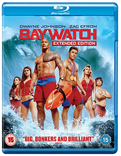 Baywatch (BD + digital download)