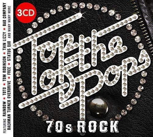 Various Artists - TOTP 70s Rock By Various Artists