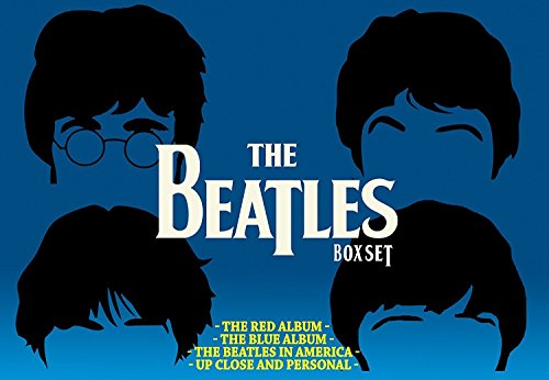 The-Beatles-Collection-DVD-CD-P6VG-FREE-Shipping