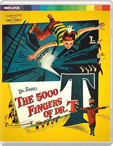 5000 Fingers of Dr T (Dual Format Limited Edition)