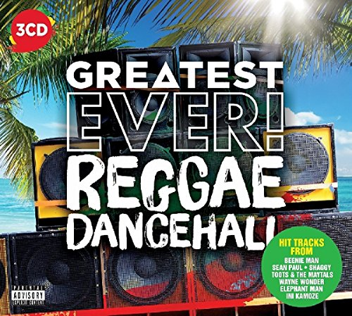 Various Artists - Greatest Ever Reggae Dancehall By Various Artists