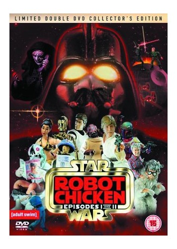 Robot Chicken Star Wars Episodes I and II