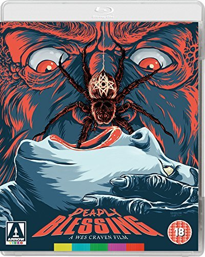 Deadly-Blessing-Blu-ray-CD-HBVG-FREE-Shipping