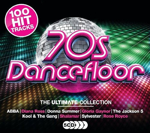 Various Artists - Ultimate 70s Dancefloor By Various Artists