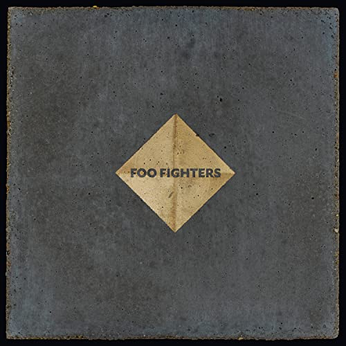Foo Fighters - Concrete and Gold By Foo Fighters