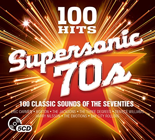 Various Artists - 100 Hits: Supersonic Seventies By Various Artists