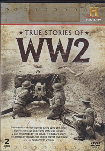 True Stories of World War 2 DVD