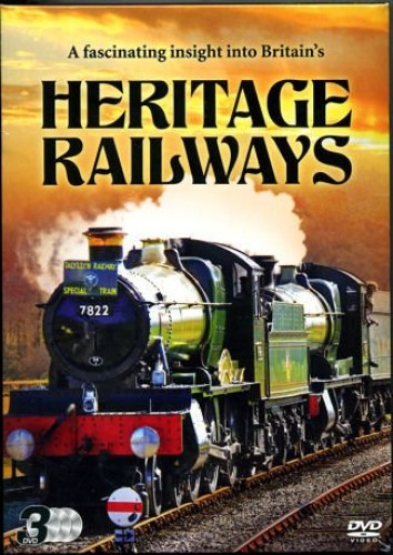 A fascinating insight into Britain's HERITAGE RAILWAYS