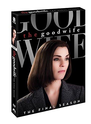 the good wife - season 07 (6 dvd) box set DVD Italian Import