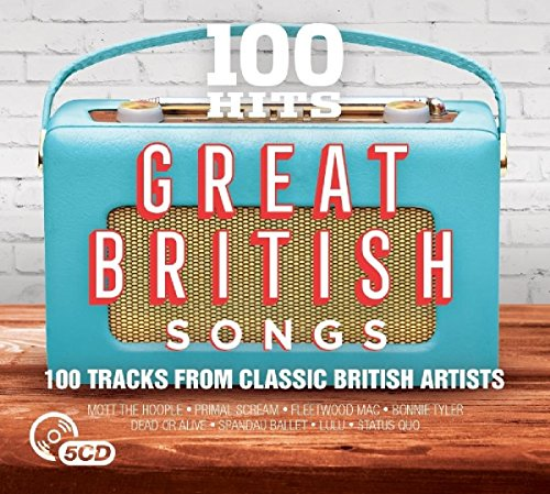 Various Artists - 100 Hits: Great British Songs By Various Artists