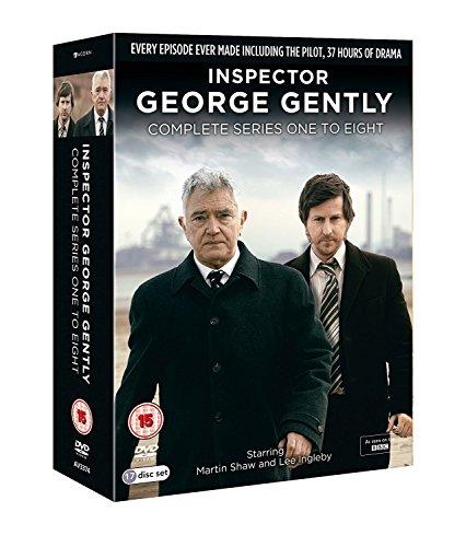 Inspector George Gently - Series 1-8 Box Set