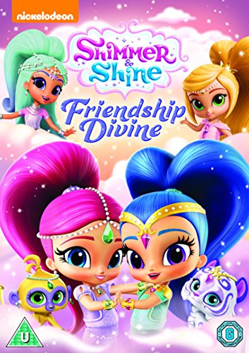 Shimmer And Shine: Friendship Divine