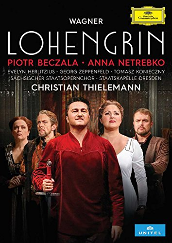 Lohengrin, 2 DVDs