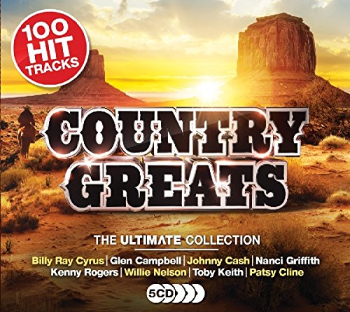 Various Artists - Ultimate Country Greats By Various Artists