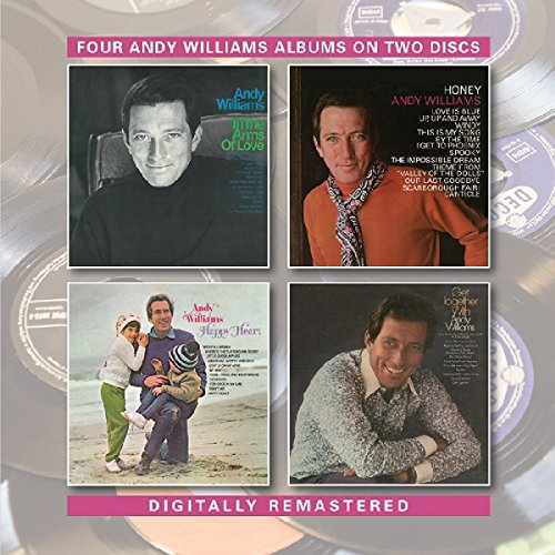 Andy Williams - In The Arms Of Love/Honey/Happy Heart/Get Together With Andy By Andy Williams