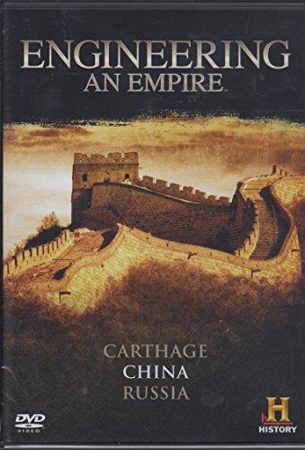 Engineering An Empire - Carthage-Cjina - Russia DVD