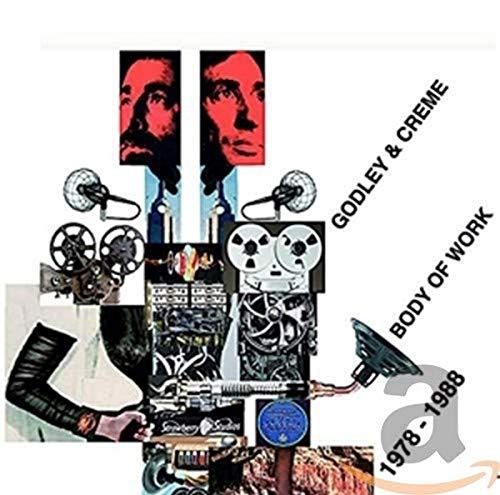 Godley & Creme - Body Of Work (1978 - 1988) By Godley & Creme