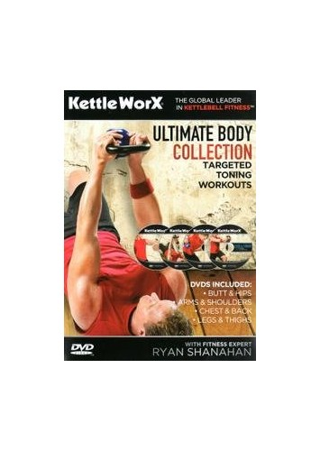 Kettleworx: Ultimate Body Collection DVD