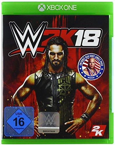 - WWE 2K18 (GERMAN BOX) /XBOX
