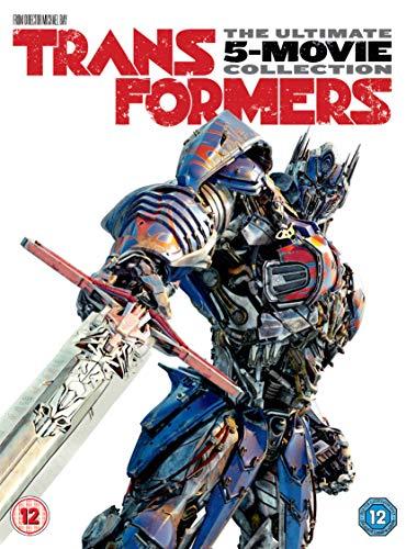 Transformers: 5-Movie Collection (DVD + Bonus Disc)