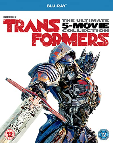 Transformers: 5-Movie Collection (Blu-RayTM + Bonus Disc )